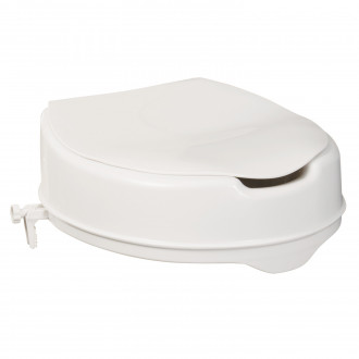 Profilio Raised Toilet Seat With Lid 1800wheelchair Ca