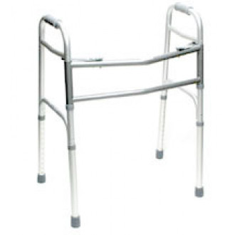 deluxe bariatric folding walkers