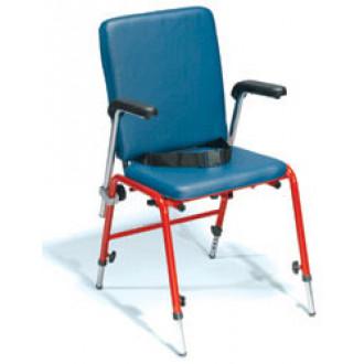blue school chair. First Class Pediatric School Chair - Small Blue