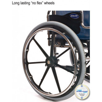 Invacare Tracer Iv Manual Heavy Duty Wheelchair
