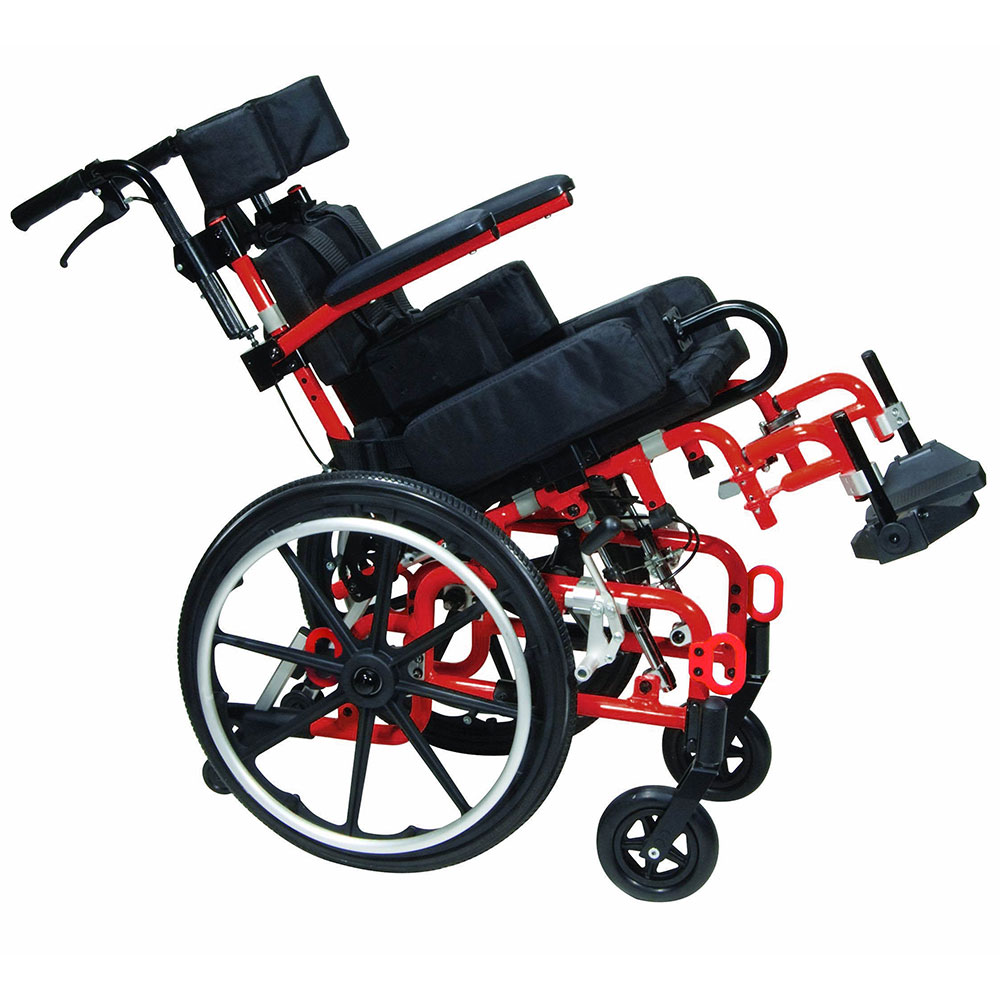Kanga TS Pediatric Folding Tilt In Space Wheelchair 252000 View Details