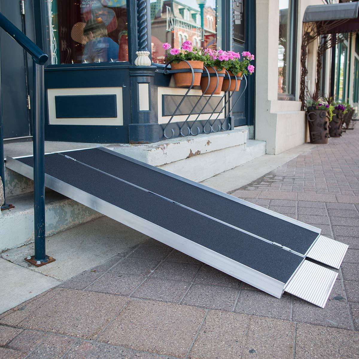 Ez Access Suitcase Advantage Series Wheelchair Ramp